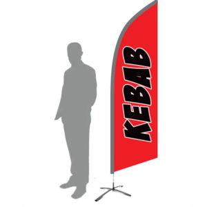 drapeau kebab pas cher