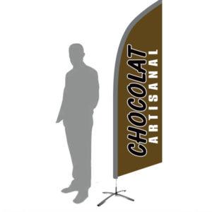 drapeau chocolat artisanal